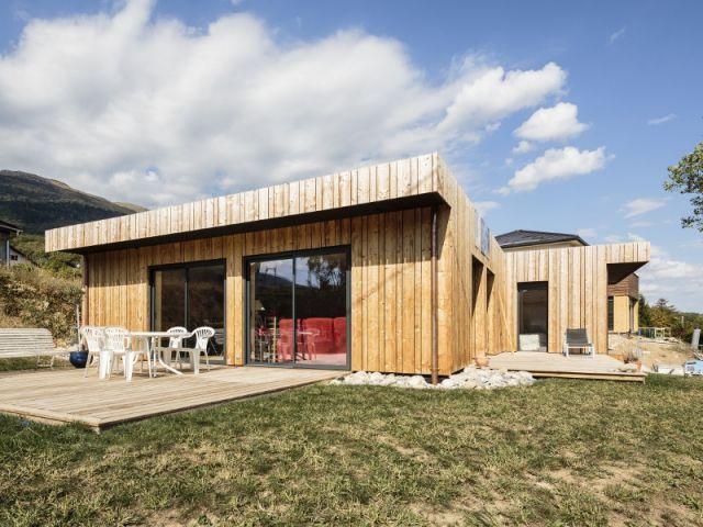 Pop\u0027up House  une maison bois en kit, écologique et design House - orientation maison sur terrain