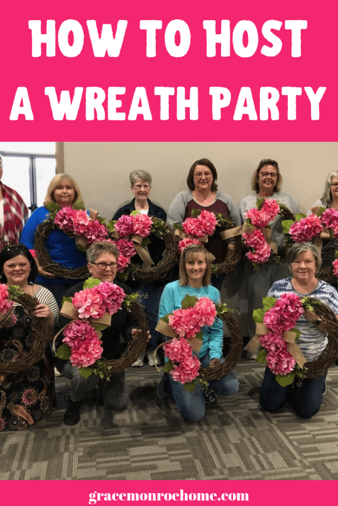 Photo of DIY Wreath Party: How to Host Your Own Wreath Party
