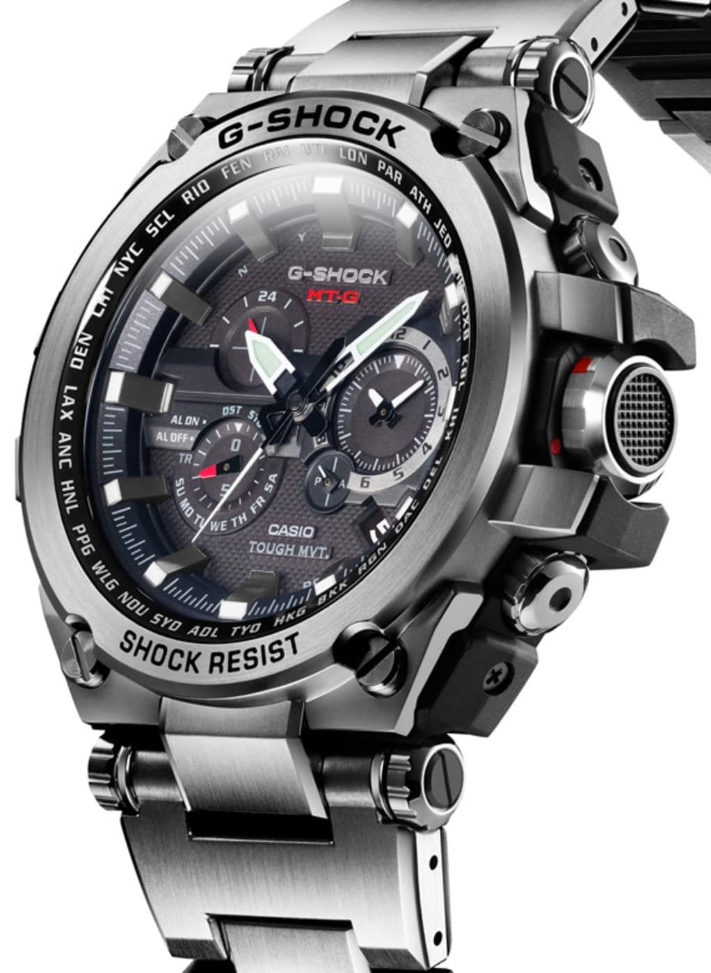 "8a9ec3cd965 Casio G-Shock MTG-S1000 Watch – ""MT-G Metal Twisted"" Collection ..."