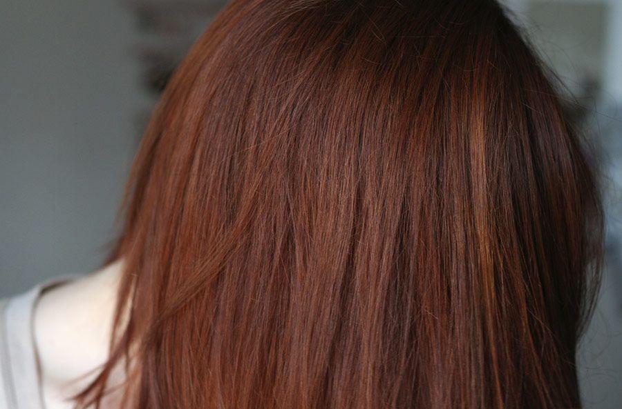 Couleur cheveux caramel inoa