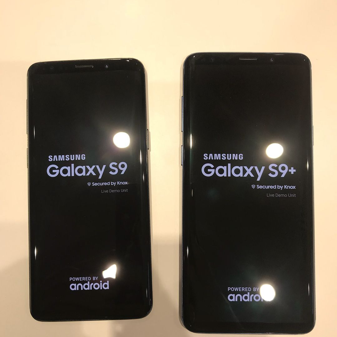 Samsung Galaxy S9 Live Review And Test Read More On GDesktop