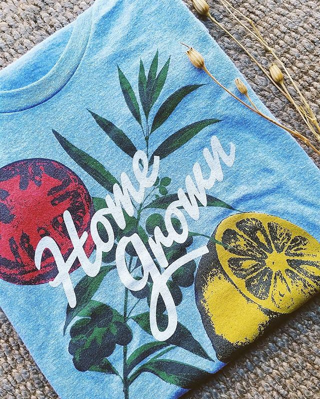 Cali Home Grown #tee by @neverelsewhere available @oaksupplyco #California #design #screenprint #fashion #style #guys