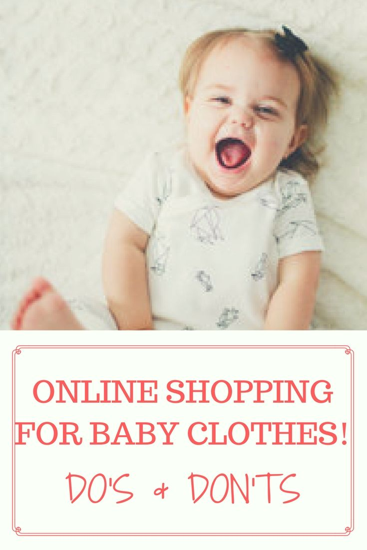 A few tips on how to dress a newborn baby
