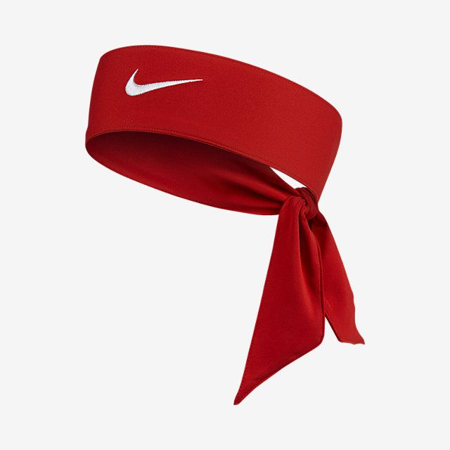 Nike Dri Fit 2 0 Head Tie Nike Com Nike Tie Headbands Head Ties Nike Headbands