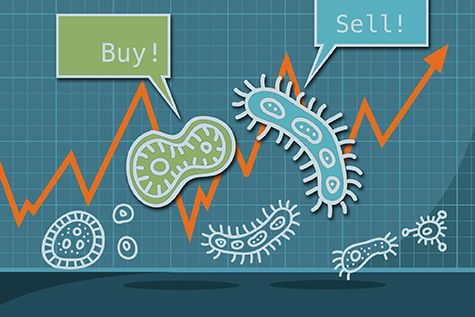 Microbes Buy Low And Sell High Stuff To Buy Science Nature
