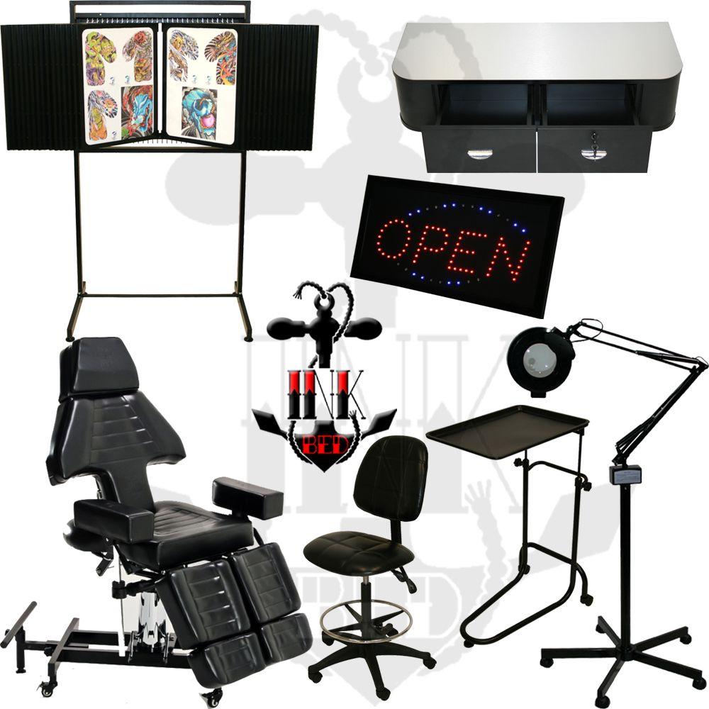 Checklist of sorts...tattoo workstation ideas | Shop/studio ideas ...