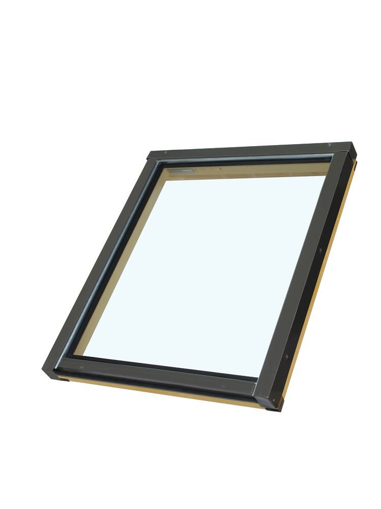 Best 24 Inch X 27 Inch Fakro Fx Fixed Skylight With Images 400 x 300
