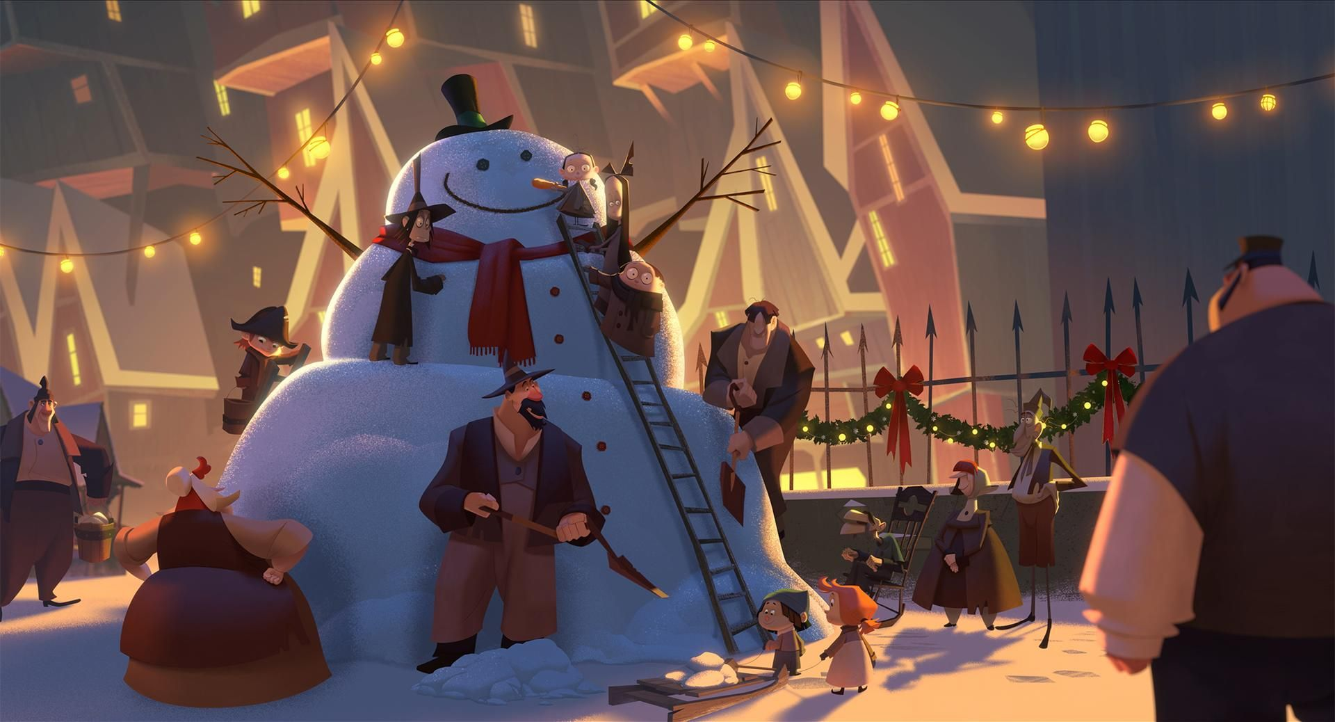 It S Beginning To Look A Lot Like Christmas On Netflix Kids Christmas Movies Christmas Movies Netflix Christmas Movies