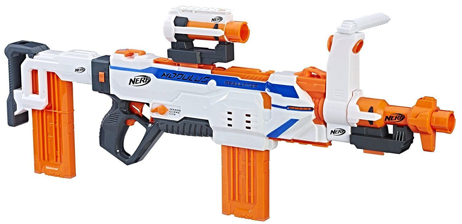 NERF Rebelle Secrets & Spies Mini Mischief Foam Dart Blaster Gun