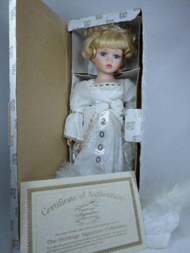 Heritage Signature Collection 2000 Porcelain Guardian