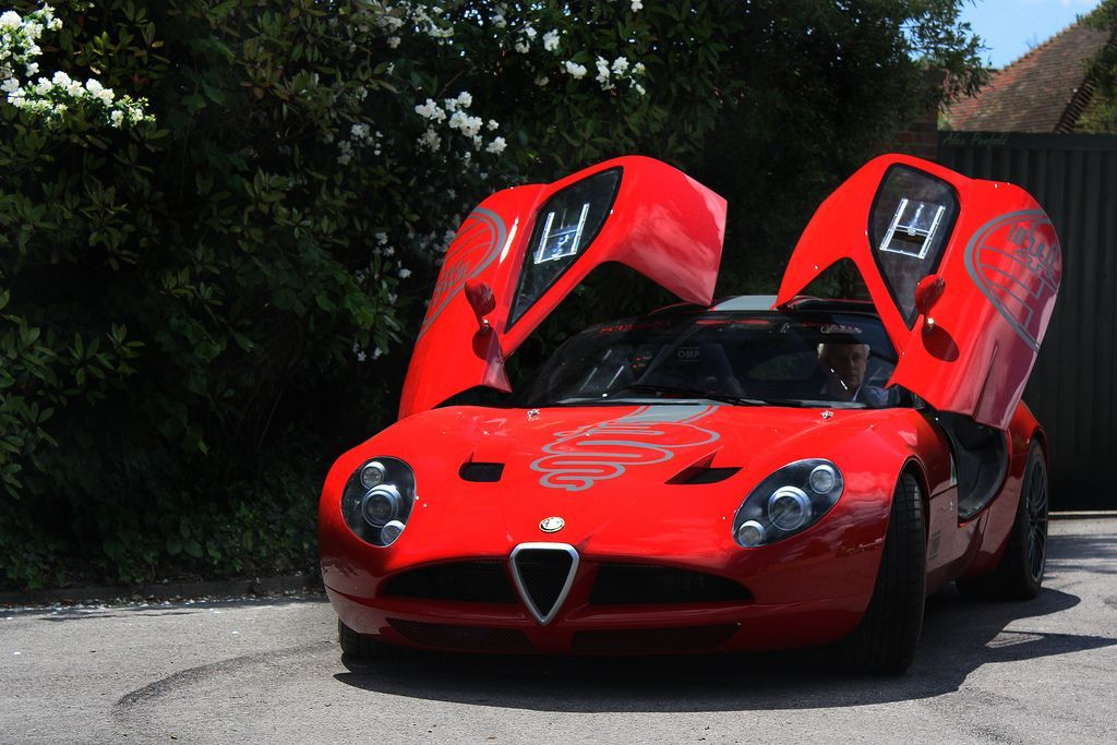 Pin on Alfa Romeo classic cars
