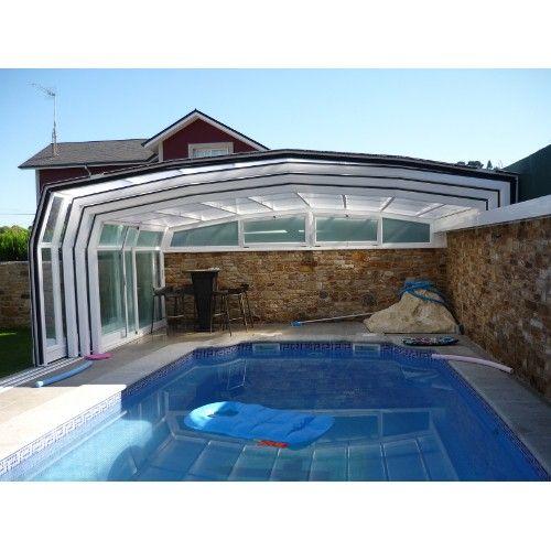 Cubiertas piscina cubrir piscina piscina y jardin pool for Piscina con cubierta