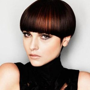 Magnificent 1000 Images About Mushroom Styles On Pinterest Mushroom Haircut Hairstyle Inspiration Daily Dogsangcom