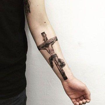 La Importancia De La Fe En Imagenes De Tatuajes De Cristo Tatuajes