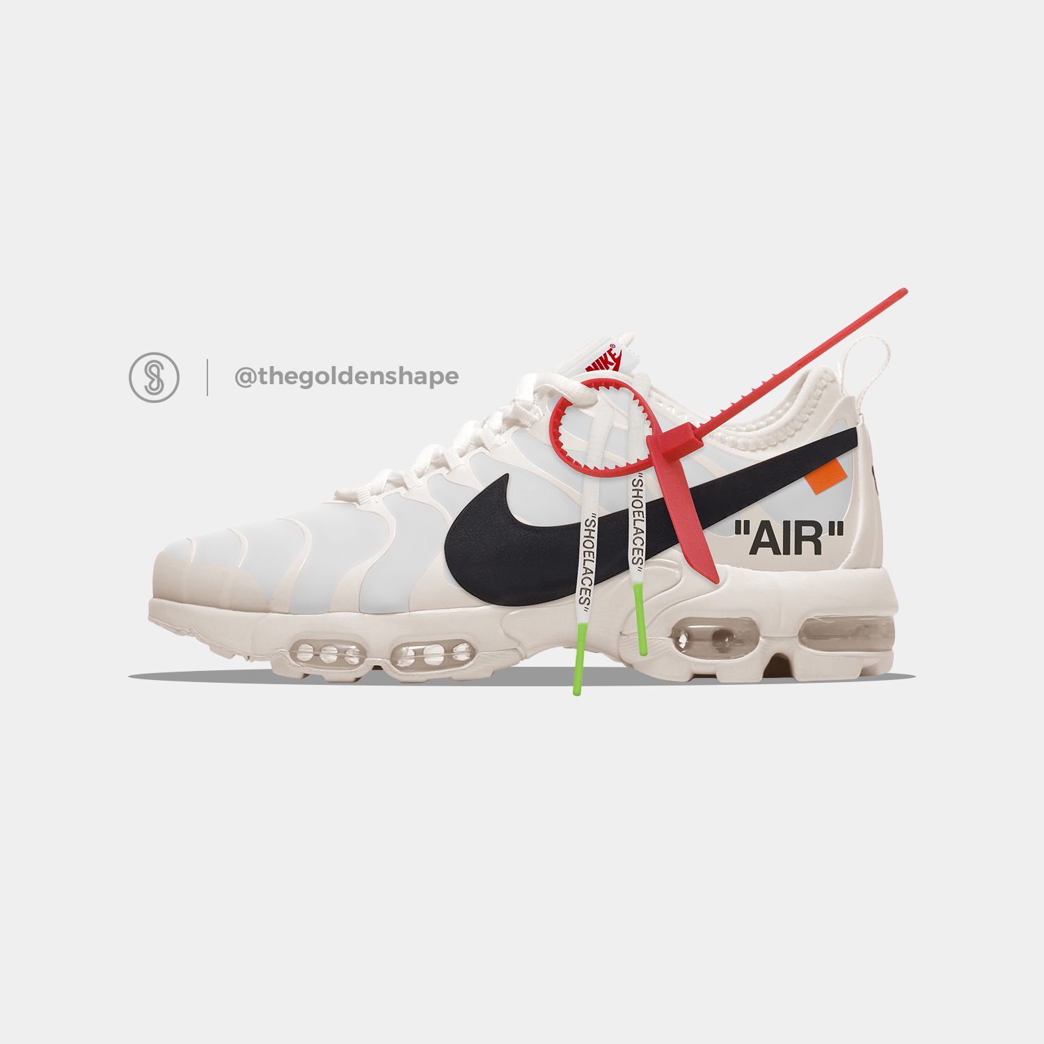 best website b7a60 3e24b Off-White x Nike Air Max Plus The Eleven