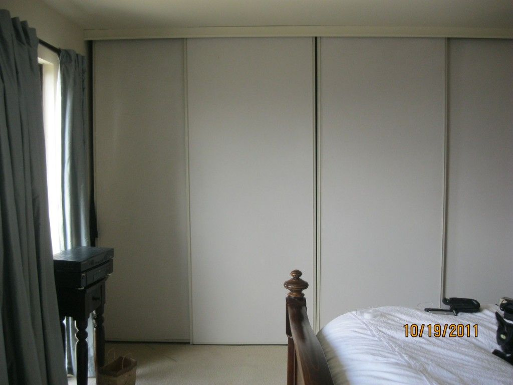 Creative Ideas For Closet Doors awesome bifold closet doors design for easier move beautiful closet organizer design with bifold closet 23 Stylish Closet Door Ideas That Add Style To Your Bedroom
