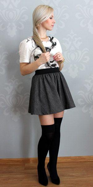T-shirt In Girl Print | Choies