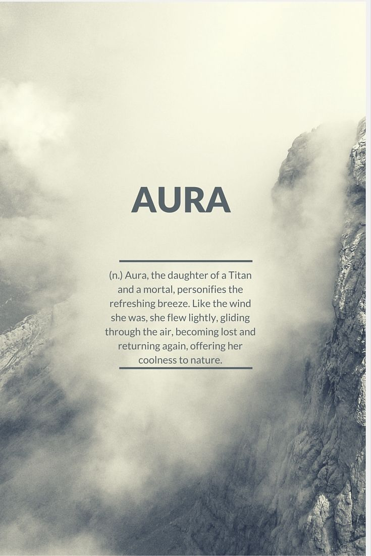 n.) Aura | Positive Inspirational Quotes | Prayer in c, Quotes