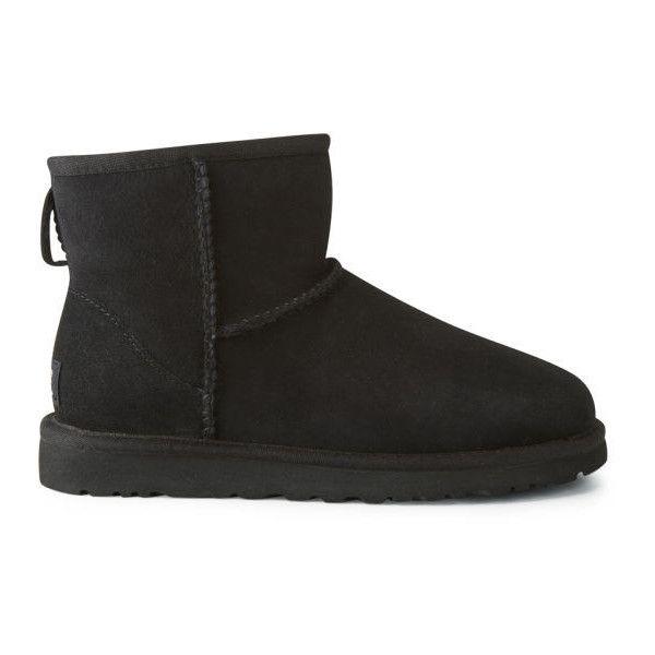 ac3a6118039 ireland ugg australia classic mini ankle boots black 24816 b7348