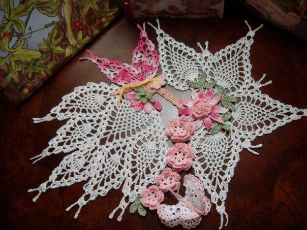 crochet fary