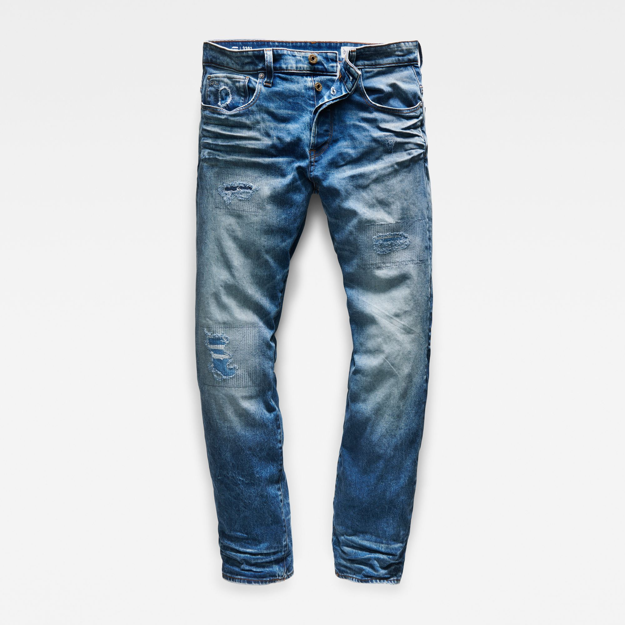 3301 Relaxed Jeans | Look e Curtidas