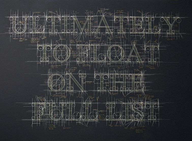Liz collini makes different forms of texts using simple but often brilliant chalk typography by liz collini typetoken malvernweather Choice Image