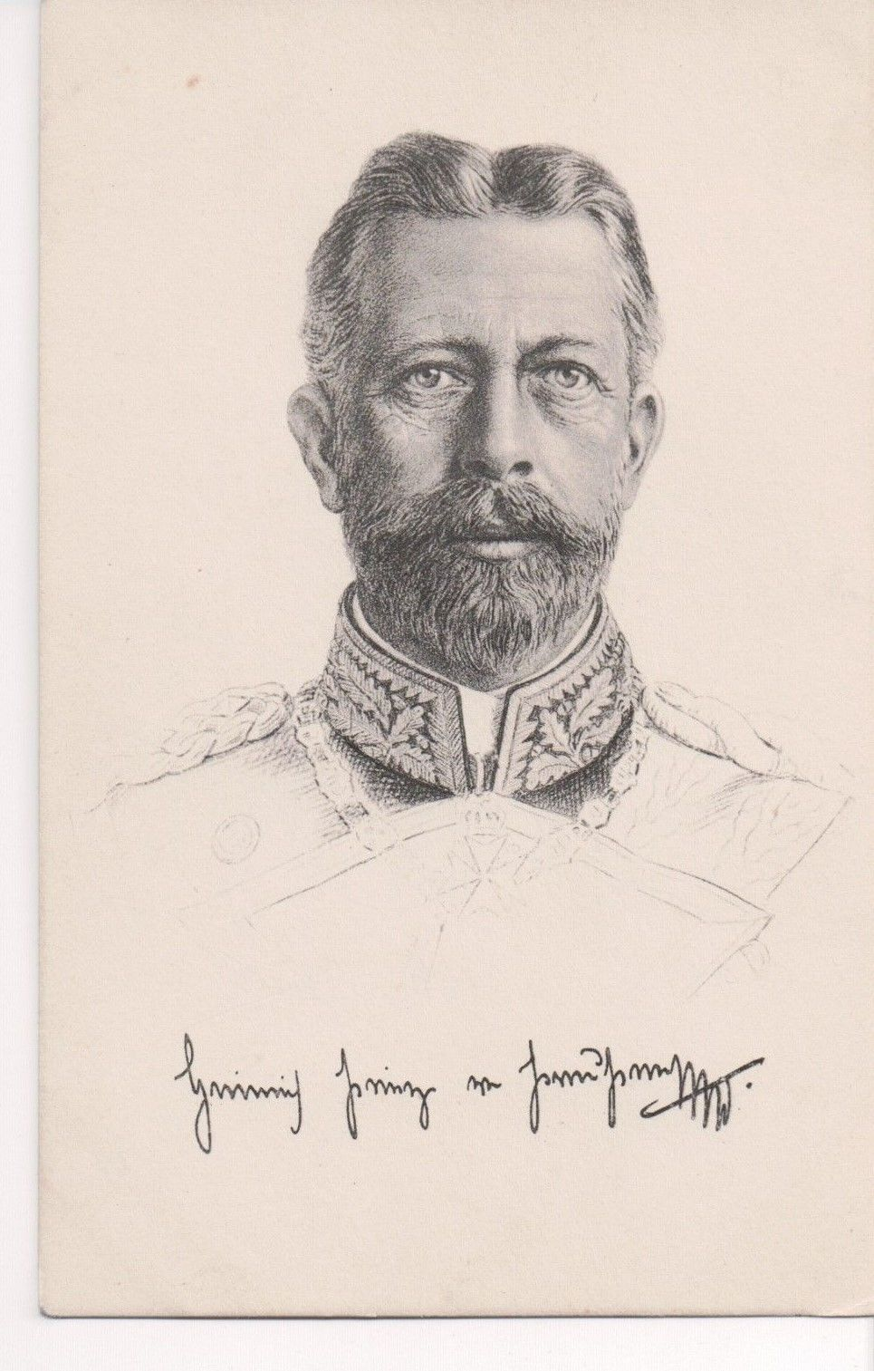 008 Prince Heinrich of Prussia (18621929) was a brother of