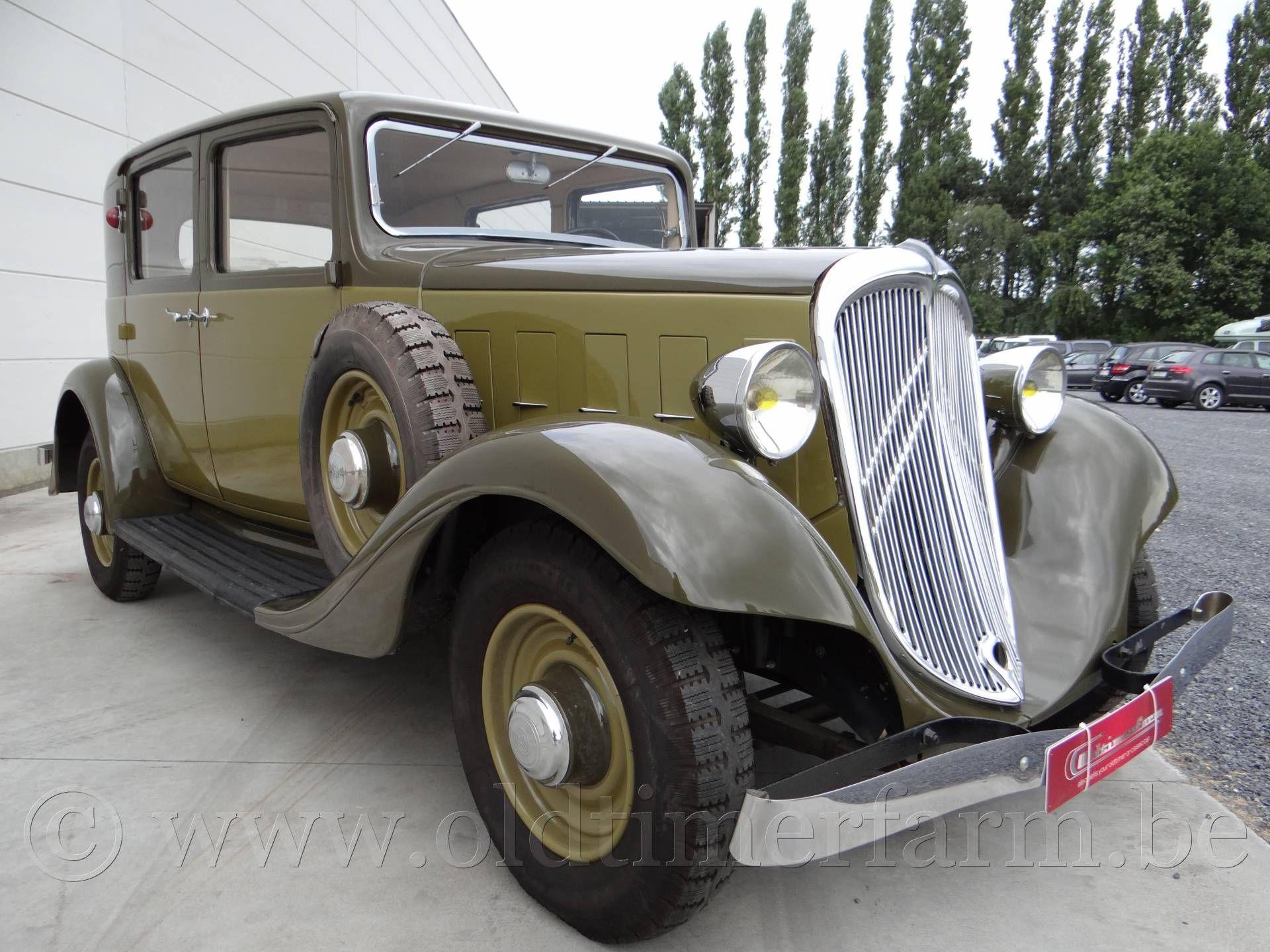 Citroën - 10CV 1937 | auto d\' epoca | Pinterest | Classic trader