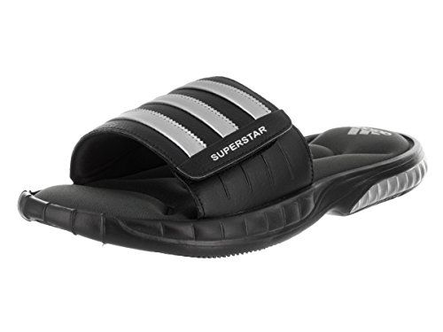back to basics adidas Performance Men s Superstar 3G Slide Sandal ... 468c7519e