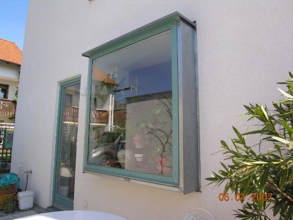 Modern Bay Window Home Improvement Windows Mid