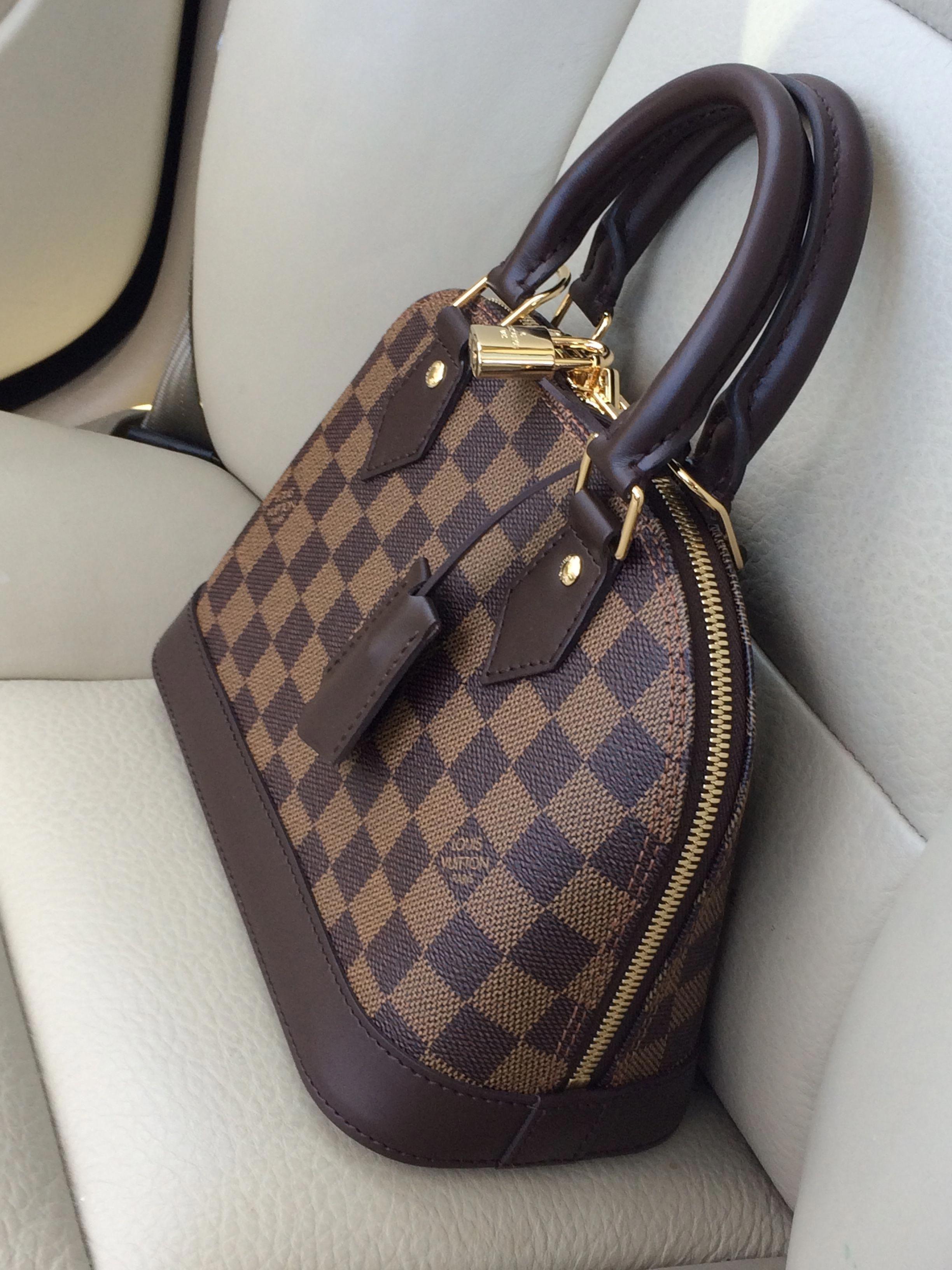 26ad06402 Louis Vuitton Alma BB #Louisvuittonhandbags | Louis vuitton handbags ...