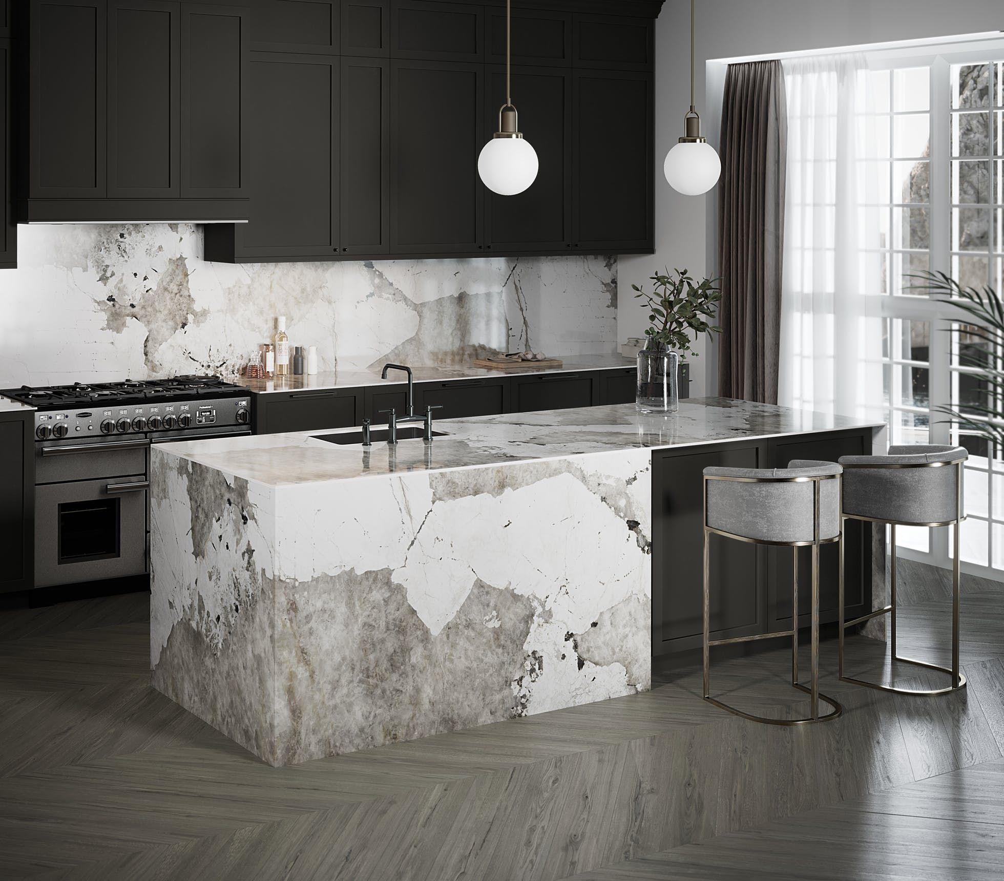 Dekton Kitchen Usa Khalo Cosentino In 2020 Luxury Kitchen Design Kitchen Design Open Concept Kitchen