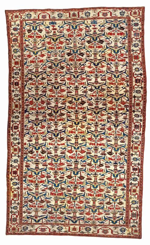 Persian Rugs Guide To Sarab And Serapi Carpets A Northwest
