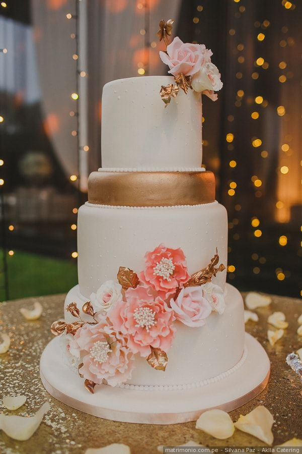 looking for wedding cakes tortas de matrimonio elegantes las 20 propuestas m 225 s chic 5593