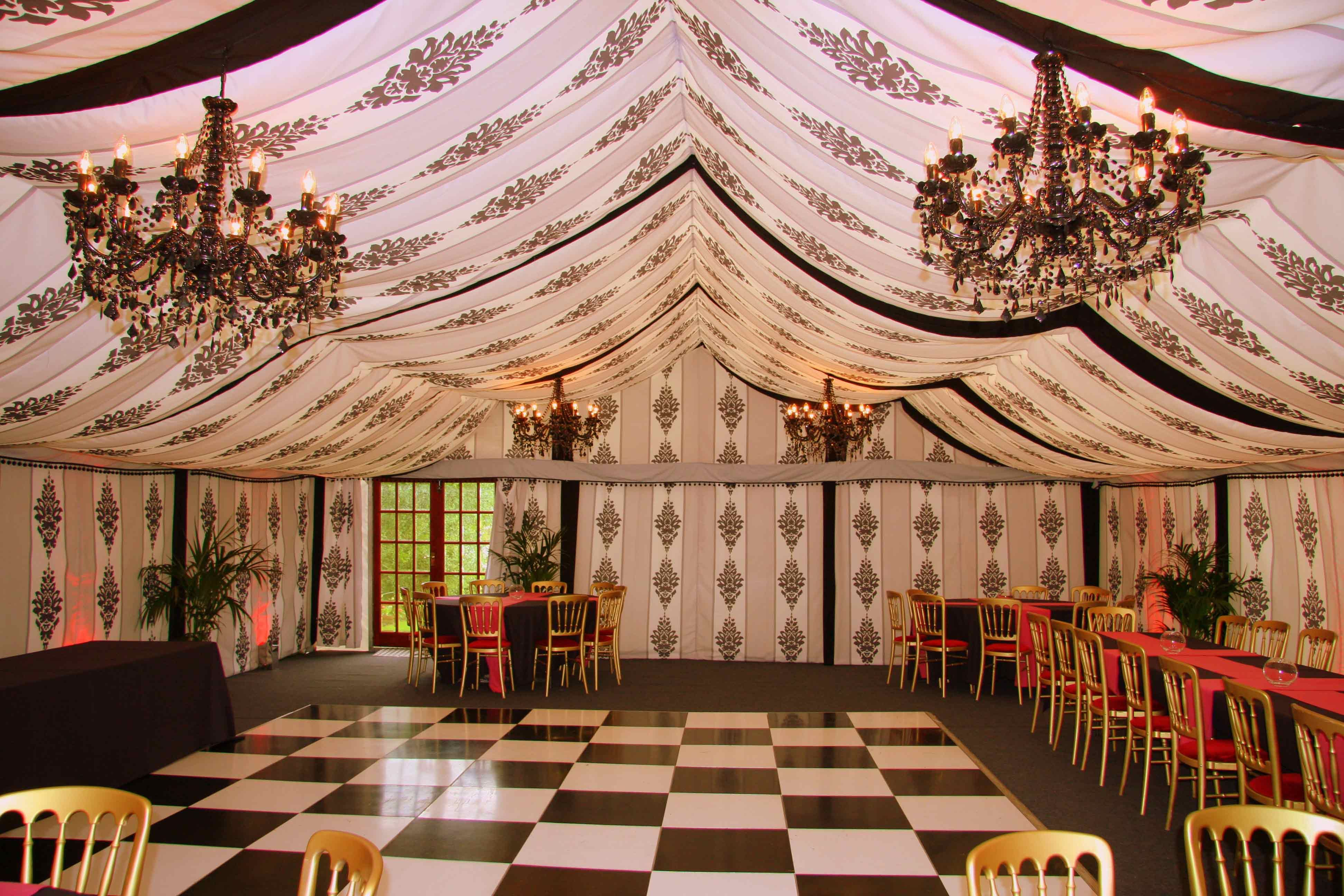 Wedding marquee decoration ideas  Image detail for Themed Marquees  Marquee Tent Hire Wedding