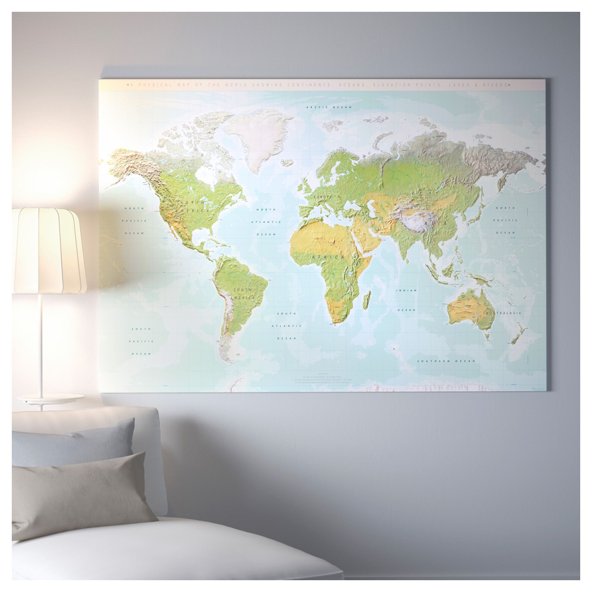BJORKSTA πίνακας, αλουμινίου, Πίνακες | Φτιάχνοντας ένα σπίτι | Ikea ...