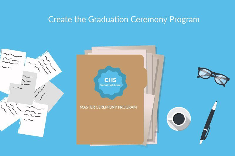 Your Graduation Program Is A Complete Outline Of Your Commencement