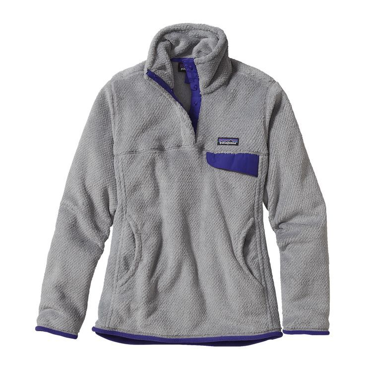 Women's Re-Tool Snap-T® Fleece Pullover | Harvest moon, Gray and ...