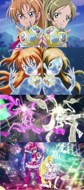 transformation sequence tv tropes sym magical falls