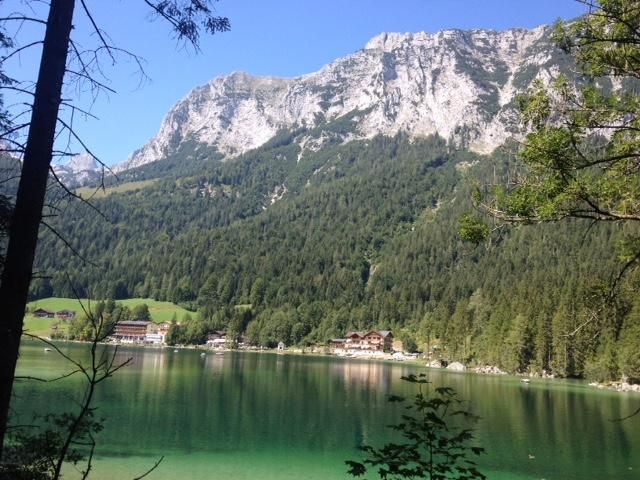 **Hintersee (not as crowded in summer) - Ramsau, Germany