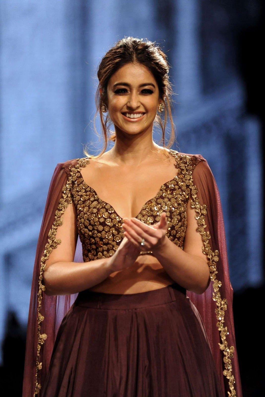 Ileana D'Cruz – Lakme Fashion Week 2016 in Mumbai