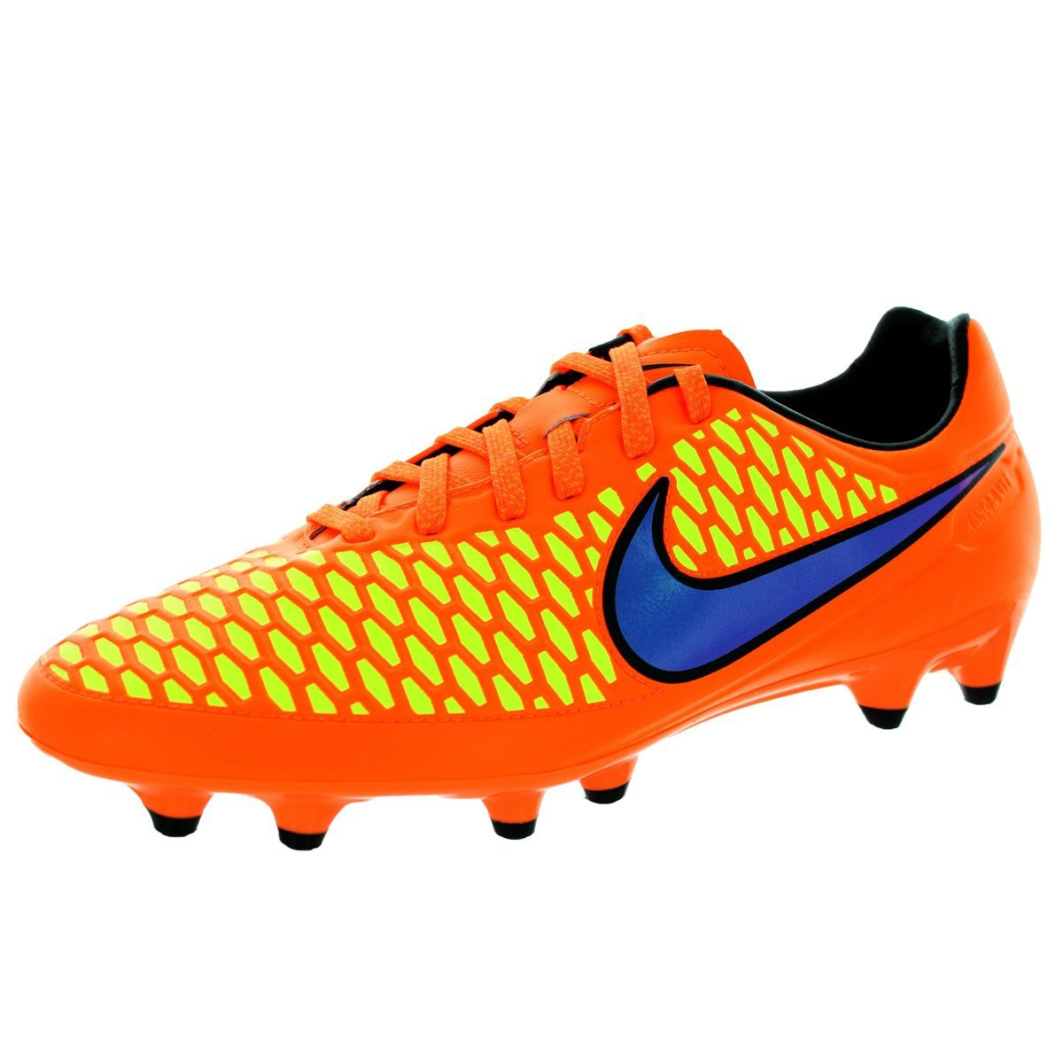 low priced 8c0a2 20ea8 ... reduced nike mens magista orden fg orange orange hyp soccer cleat by  nike 69d66 2046c