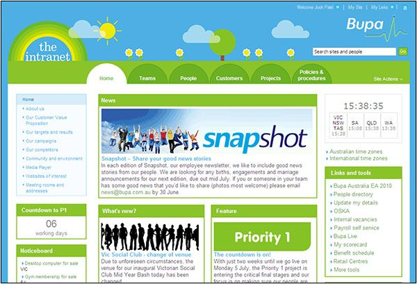 Pin On Sharepoint Intranets