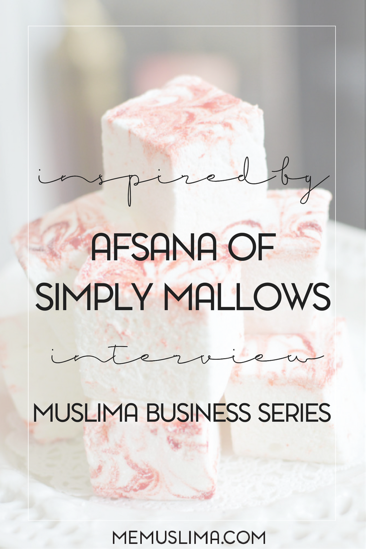 Muslima Business Series features Sister Afsana of Simply