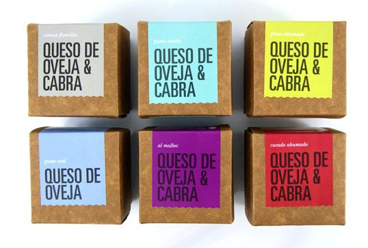 great packaging by Victoria Balducci & Alejandro Ramirez, Argentina