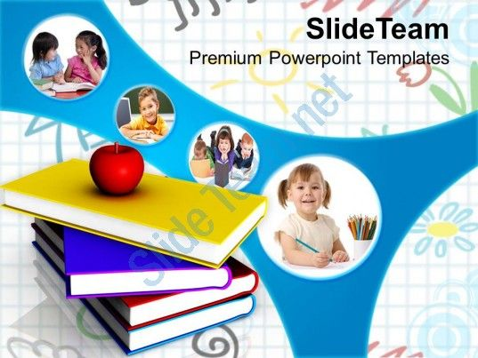 Back To School Activities Education Powerpoint Templates Ppt Themes