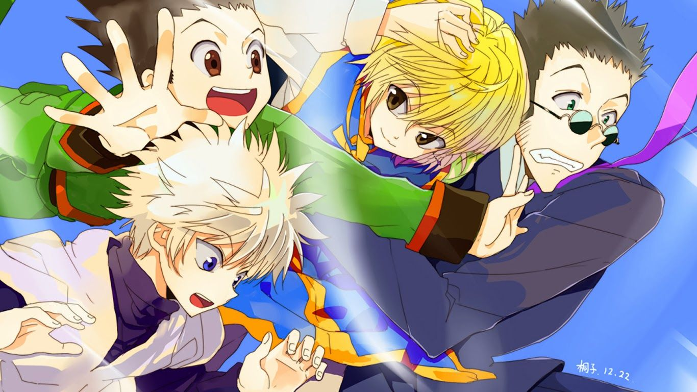 Hunter x Hunter HD Wallpapers and Backgrounds 1920×1080