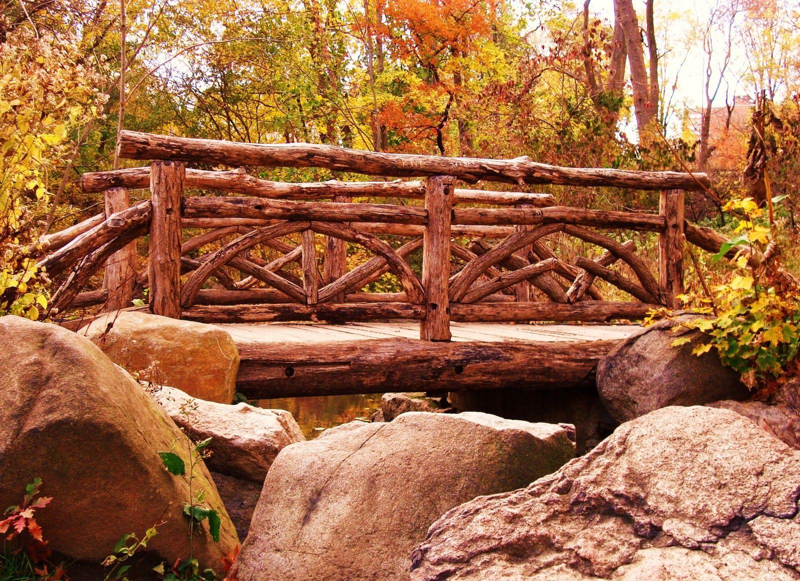 rustic bridge | foot bridges | pinterest | bridges and rustic