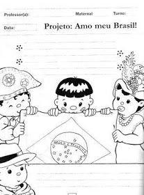 Atividades Para Dia 7 De Setembro Independencia Do Brasil Semana