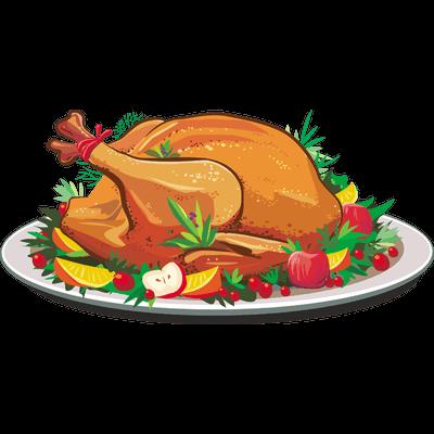 Thanksgiving Transparent Png Images Stickpng Thanksgiving Roasted Turkey Happy Thanksgiving Turkey